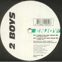 2 Boys – I Won't Let You Down 98 (2 MANO,CORTE B2 MUY BUENO¡¡)