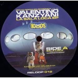Valentino Kanzyani – La Sala Loca EP (ROLLAZO)