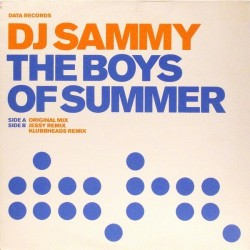 DJ Sammy - The Boys Of Summer(Disco Original,sin palabras¡¡)