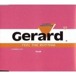 Gerard – Feel The Rhythm (2 MANO,TECH-HOUSE DEL 96¡¡)