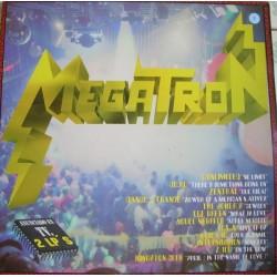 Megatron (DISCO NUEVO,PORTADA ROTA.INCLUYE TEMAZOS COMO ZENTRAL,DANCE 2 TRANCE & JOKERS¡¡)