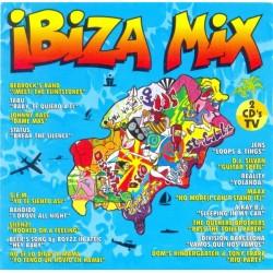 Ibiza Mix COMO NUEVO,INCLUYE PELOTAZOS COMO DJ SYLVAN-GUITAR SPELL,BANDIDO-I DROVE ALL NIGHT & JENS-LOOPS & TINGS¡)