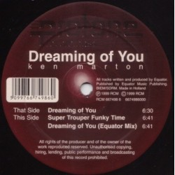 Ken Marton – Dreaming Of You (2 MANO,MELODIA DEL 99¡)