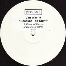 Jan Wayne - Because The Night(temazo Rockola¡¡)