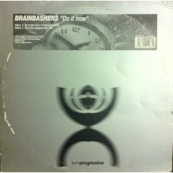 Brainbashers - Do It Now(2 MANO,COMO NUEVO¡¡)