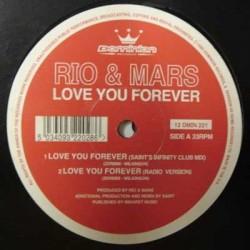Rio & Mars – Love You Forever (2 MANO,COPIA IMPORT¡¡ JOYA RADICAL¡¡)