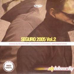 DJ Liberty – Seguro 2005 Vol. 2 (INCLUYE ORIGINAL¡¡)