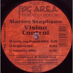 Marino Stephano – Vision Control (2 MANO,TEMAZO FOG AREA BUSCADISIMO¡¡)