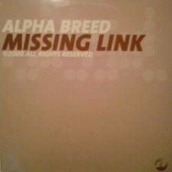 Alpha Breed – Missing Link (2 MANO,MELODIA SELLO DEAL,AÑO 2000¡¡)