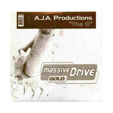 A.J.A. Productions – The Q (2 MANO,COMO NUEVO¡¡ MELODIA BUSCADISIMA¡¡¡)