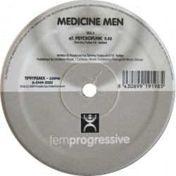 Medicine Men  - Psyckofunk (INCLUYE WAKE UP¡¡  BASE HARDSTYLE REMEMBER¡¡)