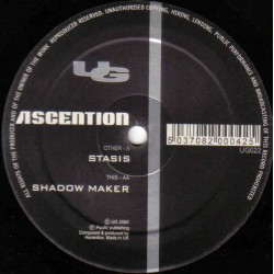 Ascention – Stasis / Shadow Maker (2 MANO,AÑO 2000)