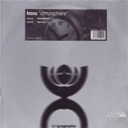Kaos  – Atmosphere (NUEVO,MUY BUSCADO¡¡)
