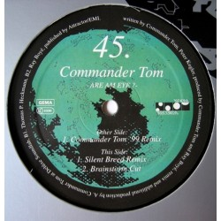 Commander Tom – Are Am Eye? 99 (COPIA IMPORT NUEVA¡¡)