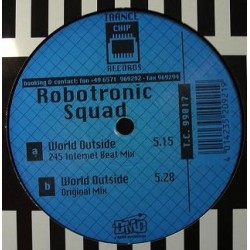 Robotronic Squad – World Outside (MELODIA DEL 99¡¡)