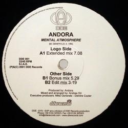 Andora – Mental Atmosphere (2 MANO,MELODIA DEL 99¡¡)