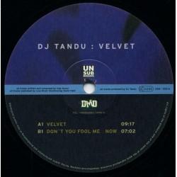 DJ Tandu – Velvet (2 MANO,MELODIA DEL 99¡¡)