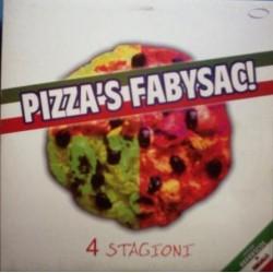 Pizza's Fabysac – 4 Stagioni (2 MANO,MUYY BUENO¡¡)