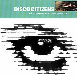 Disco Citizens – Footprint (2 MANO,MELODIA DEL 97¡)