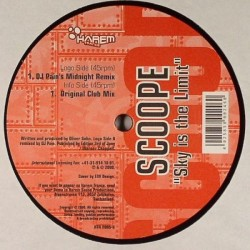 Scoope – Sky Is The Limit (2 MANO,TEMAZO DEL 2000)