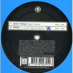 ATB – Don't Stop! (The Remixes) (2 MANO,INCLUYE REMIX SIGNUM¡¡)
