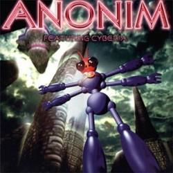 Anonim Featuring Cyberia  – Anonim (COMO NUEVO,JOYA¡¡¡)