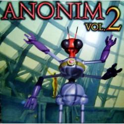 Anonim – Anonim Vol. 2 (2 MANO,COMO NUEVO¡¡)