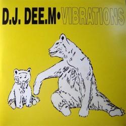 D.J. Dee.M – Vibrations (2 MANO,EDICIÓN ORIGINAL SELLO ALGO SALVAJE¡¡)