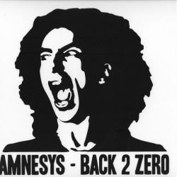 Amnesys – Back 2 Zero