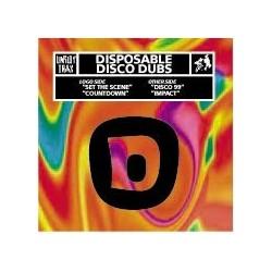Disposable Disco Dubs (2 MANO,TECH AÑO 98¡)