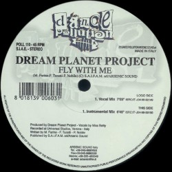 Dream Planet Project – Fly With Me (2 MANO,MELODIÓN DEL 99¡¡)