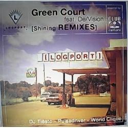 Green Court Feat. De Vision – Shining (Remixes) (2 MANO,MELODIÓN¡¡)