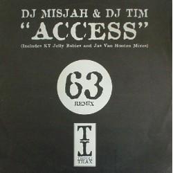 DJ Misjah & DJ Tim – Access (2 MANO,REMIXES HARDHOUSE¡¡)