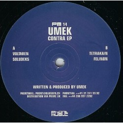 Umek – Contra EP (TECHNO)
