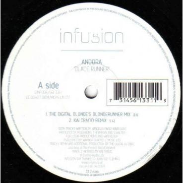 Andora – Blade Runner (2 MANO,TEMAZO PROGRESIVO¡)