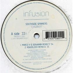 Southside Spinners – Luvstruck (2 MANO,EDICION ORIGINAL DEL 99¡)
