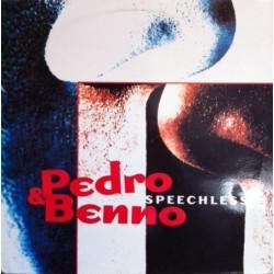 Pedro & Benno – Speechless (2 MANO,MELODIA DEL 2000,MUY BUENA¡)