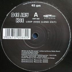 Dee Jay Kee – Loop 2000 (2 MANO,MELODIA DEL 98,SE SALE¡)