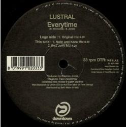 Lustral – Everytime (COPIA ITALIANA COMO NUEVA)