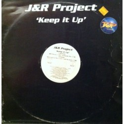 J & R Project – Keep It Up (2 MANO,COPIA IMPORT¡¡ BOMBAZO¡¡)