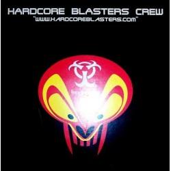 Hardcore Blasters Crew – www.hardcoreblasters.com (2 MANO,SELLO UPTEMPO)