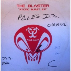 The Blaster – Atomic Burst EP (2 MANO,SELLO UPTEMPO¡¡)