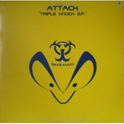 Attack  – Triple Knock EP (2 MANO,UPTEMPO¡¡)