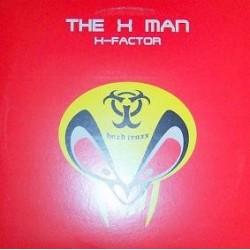 The X-Man – X-Factor (2 MANO,SELLO UPTEMPO¡¡)