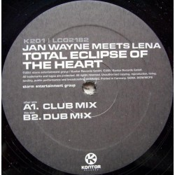 Jan Wayne Meets Lena - Total Eclipse Of The Heart(PELOTAZO¡¡)