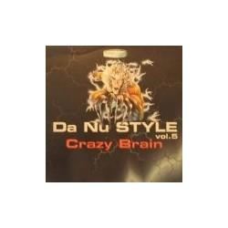 Da Nu Style – Vol. 5 - Crazy Brain (2 MANO,JUMPER¡)