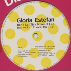 Gloria Estefan - Don't Let This Moment End(TEMAZOOOOOOO  RADICAL¡¡