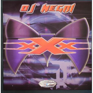 DJ Negri – xXx (2 MANO,HARDCORE + AMERICANO)