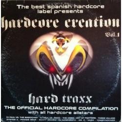 Hardcore Creation Vol. 1 (2 MANO,SELLO UPTEMPO¡)