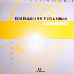 Solid Sessions Featuring Pronti & Kalmani – Janeiro